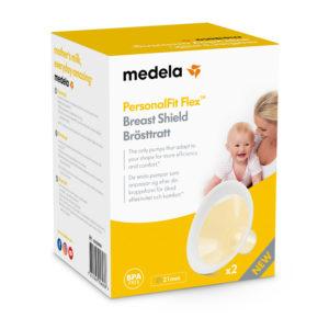 Medela-Personalfit-Flex-stitnici-nastavci-za-izdajalice-21-mm-medela-hrvatska
