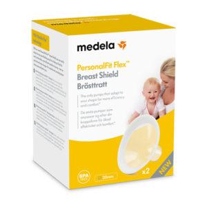 Medela-Personalfit-Flex-stitnici-nastavci-za-izdajalice-30-mm-medela-hrvatska
