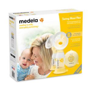 Medela-Swing-maxi-Flex-elektricna-obostrana-izdajalica-medela-hrvatska